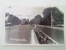 Vintage Real Photo Postcard 255 BENNETTHORPE DONCASTER Franked+Stamped 1956   §2