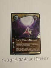 Naruto Tcg/CCG - foil Super Chakra Rasengan - Near Mint