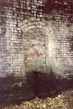 PHOTO  CATESBY TUNNEL GCR  THIS IS THE SOUTHERN PORTAL OF CATESBY TUNNEL BUILT I