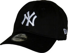 NY Yankees New Era 940 My 1st Stretch Fit Infants Black Baseball Cap (0-2 years)