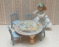 1:12 Dollhouse Nursery Table