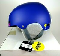 New GIRO Ledge MIPS Adult Sz S Snow Sports Helmet Matte Purple worn box