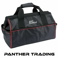 Draper Redline Series 420mm 28 Litre Tool Bag Internal External Pockets - 68811