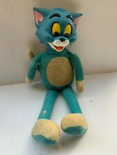 Vintage Tom And Jerry Pull String Talking Cat Mattel 1965