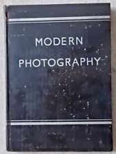Modern Photography The Studio Annual 1931 edited by C G Holme