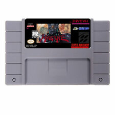 Hagane: The Final Conflict 16 Bit SNES Super Nintendo Video Game USA Version