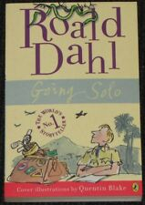 Children's Book 'GOING SOLO' by Roald Dahl (Paperback, 2008) NEW