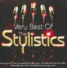 The Very Best of 0600753039618 by Stylistics CD
