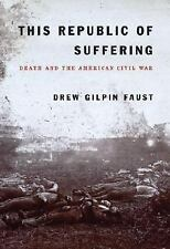This Republic of Suffering: Death and the American Civil War-ExLibrary