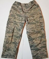 Air Force USAF USA Camo Military Trouser Utility Outdoors Pants Men's Size 32R