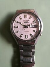 SEIKO 6309-8230 automatic watch with original strap.