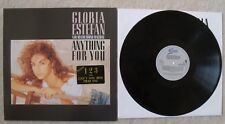 Gloria Estefan And Miami Sound Machine - Anything For You - LP Vinyl 1988 EPIC