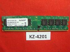 Swissbit 2 GB MEU25664D6BC2EP-30R PC2-5300 667 MHz ECC DDR2 Storage #KZ-4201