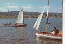 BF19864 lac de saint point doubs voillers au large de m  france front/back image