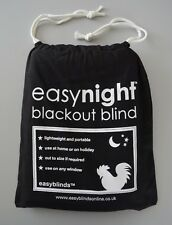 blackout blind with suction cups, easynight by easyblinds, XLarge 2.3m x 1.45m