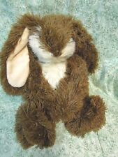 cp-937 Irmgard Grace original Ooak Bunny Rabbit; 13 inches tall; brown/white