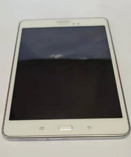 """Samsung Galaxy Tab A 8.0 8 inch 8"""" T355 Google Android Tablet 16GB White 3G"""