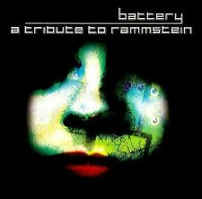 Battery: A Tribute To RAMMSTEIN CD floodland locomotive delusion ebola joy colp