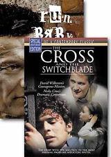 Cross and the Switchblade/Run Baby Run (DVD, 2012) 2-DISC SET