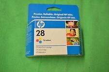 HP 28 Colour Ink Original  HP28 c8728ae Date 2009
