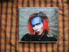 CD gothique Marilyn Manson rock Is Dead Maverick