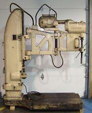 #SLS1A8 Radial Arm Drill The Foot-Burt Co.  #0177SO