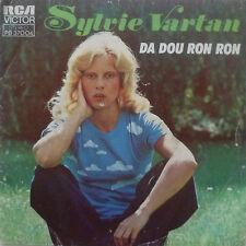 """7"""" 60s RARE FRENCH CV 1974 ! SYLVIE VARTAN : Da Dou Ron"""