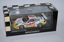 MINICHAMPS PORSCHE 911 GT3 RS SEBRING 2002 400026923 NEUF/BOITE NEW/BOX 1/43