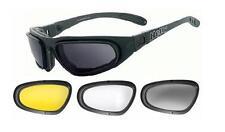 Neue Helly Brille Motorradbrille Sonnenbrille Eagle