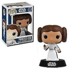 Funko - Star Wars Princess Leia Pop! Vinyl Figure Bobble Head #04
