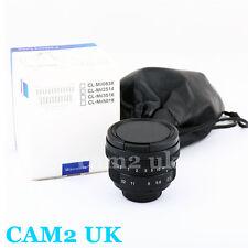 New 25mm CCTV C mount lens body for APS-C sensor camera EOS M NEX FX M4/3 P/Q