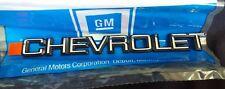 New Chevrolet Emblem Genuine GM OEM NOS CHEVROLET NAMEPLATE