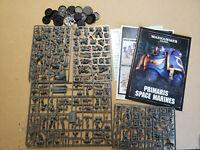 Warhammer 40k Dark Imperium Primaris Marine Half