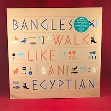 """THE BANGLES Walk Like An Egyptian 1986 UK 12"""" Vinyl single EXCELLENT CONDITION"""