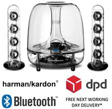 Harman Kardon SoundSticks Wireless Bluetooth 2.1 Speaker System