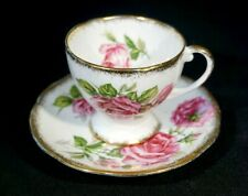 Beautiful Royal Standard Orleans Rose Coffee Cup And Saucer