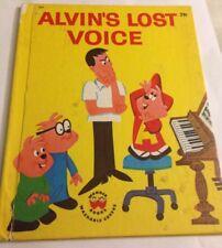 ALVIN'S LOST VOICE