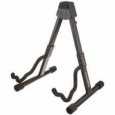 Basics Guitar Acoustic Guitar Stands Folding A-Frame Stand for Acoustic and