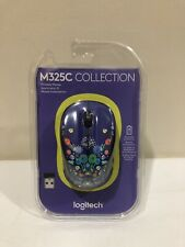 Logitech M325C Collection, Wireless Mouse