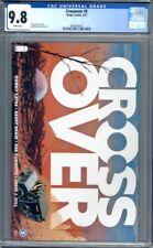 Crossover #5  Donny Cates  Image Comics   1st Print   CGC 9.8