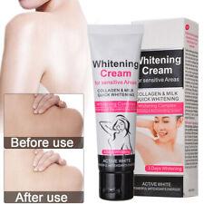 Whitening Cream Dark Skin Armpit Elbow Lightening Bikini Underarm Thigh 50g