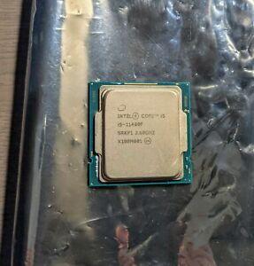 Intel Core i5-11400F Desktop Processor 6 Cores LGA 1200