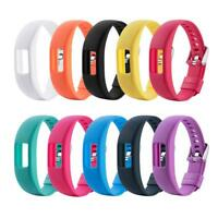 Smooth Soft Silicone Replacement Wristband Watch Band Strap for Garmin Vivofit4