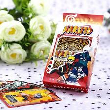 Japanese Anime Naruto Paper Game Playing cards Poker Cards