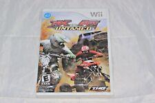 MX vs. ATV Untamed (Nintendo Wii, 2008) Brand New Factory Sealed