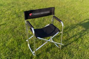 TurboZentrum Aluminium folding chair / workshop chair