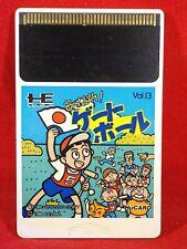 Appare! Gateball by Hudson Soft - NTSC Japan  PC Engine HuCard (Chan & Chan)