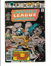 JUSTICE LEAGUE OF AMERICA #134 (VG/FN) DESPERO Appearance! DC 1976