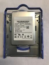 "Lite-on 256GB SATA 2.5"" SSD Solid State Drive LCS-256L9S-11 Caddy Dell"