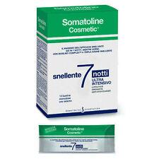 SOMATOLINE COSMETIC Snellente Sette Notti Ultraintensivo Lipolitica Sachet 200ml